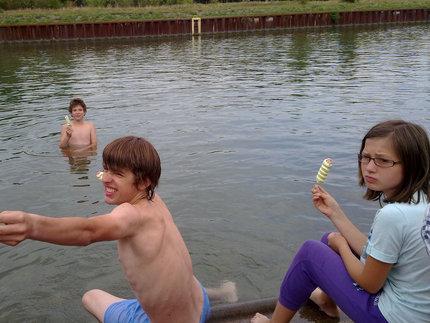 Kinder Nr.4 Haard-Camping 07.2010