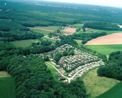 Luftbild Nr.1 Haard-Camping 07.2007