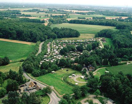 Luftbild Nr.2 Haard-Camping 07.2007