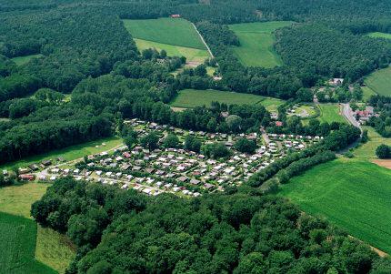 Luftbild Nr.4 Haard-Camping 07.2007
